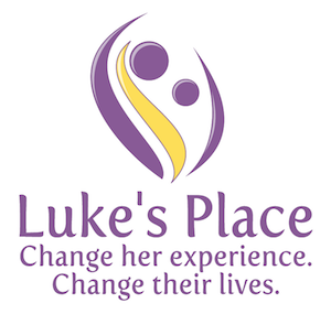 Luke's Place - Change her experience. Change their lives